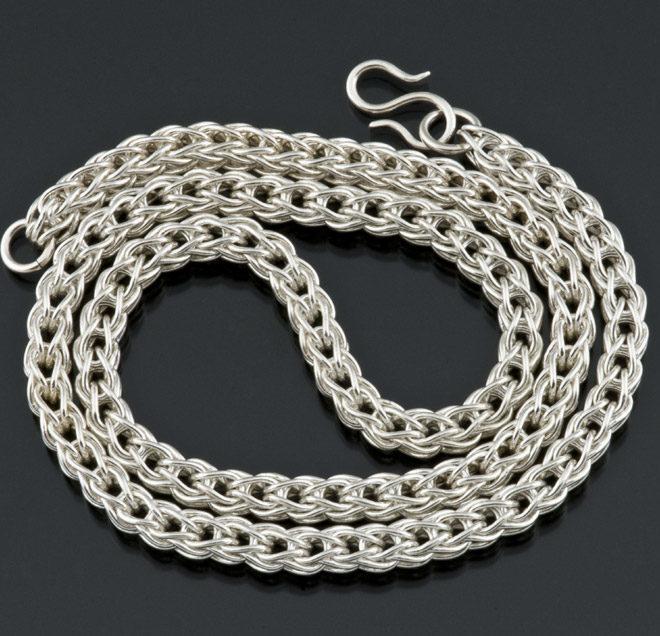 Loop in loop chain- 20g double
