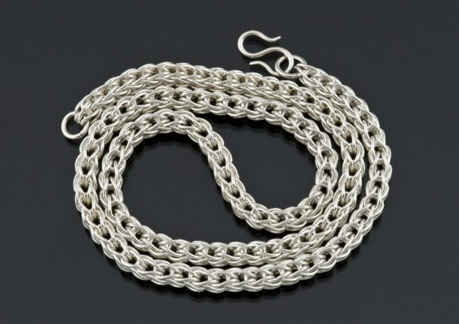 Loop in loop chain- 20g double