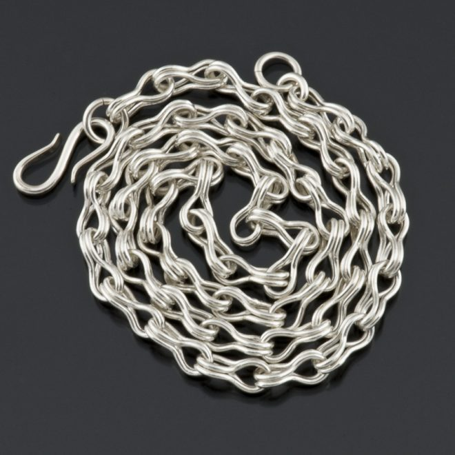 Loop in loop chain- 18g sailors